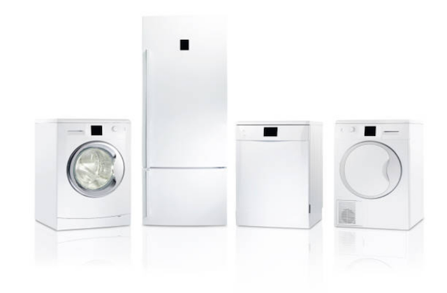 white appliance image